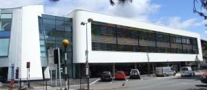 Cancer Genetics Building