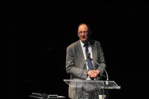 Professor Julian Sampson, Director of Wales Gene Park.