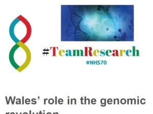 Wales' Role in the Genomic Revolution